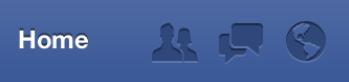 איך קשור סמל ההתראות של פייסבוק למבצע צוק איתן בעזה