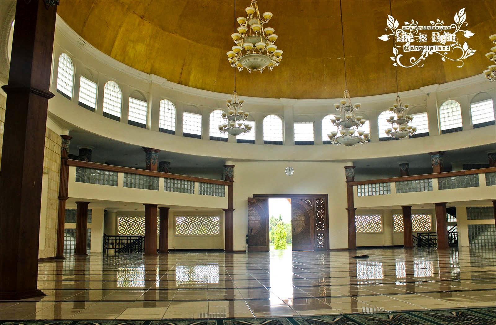 Masjid Hikmah Tawakal mercubuana