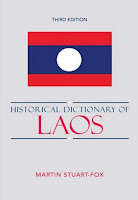 Lao book review - Historical Dictionary of Laos by Martin Stuart-Fox
