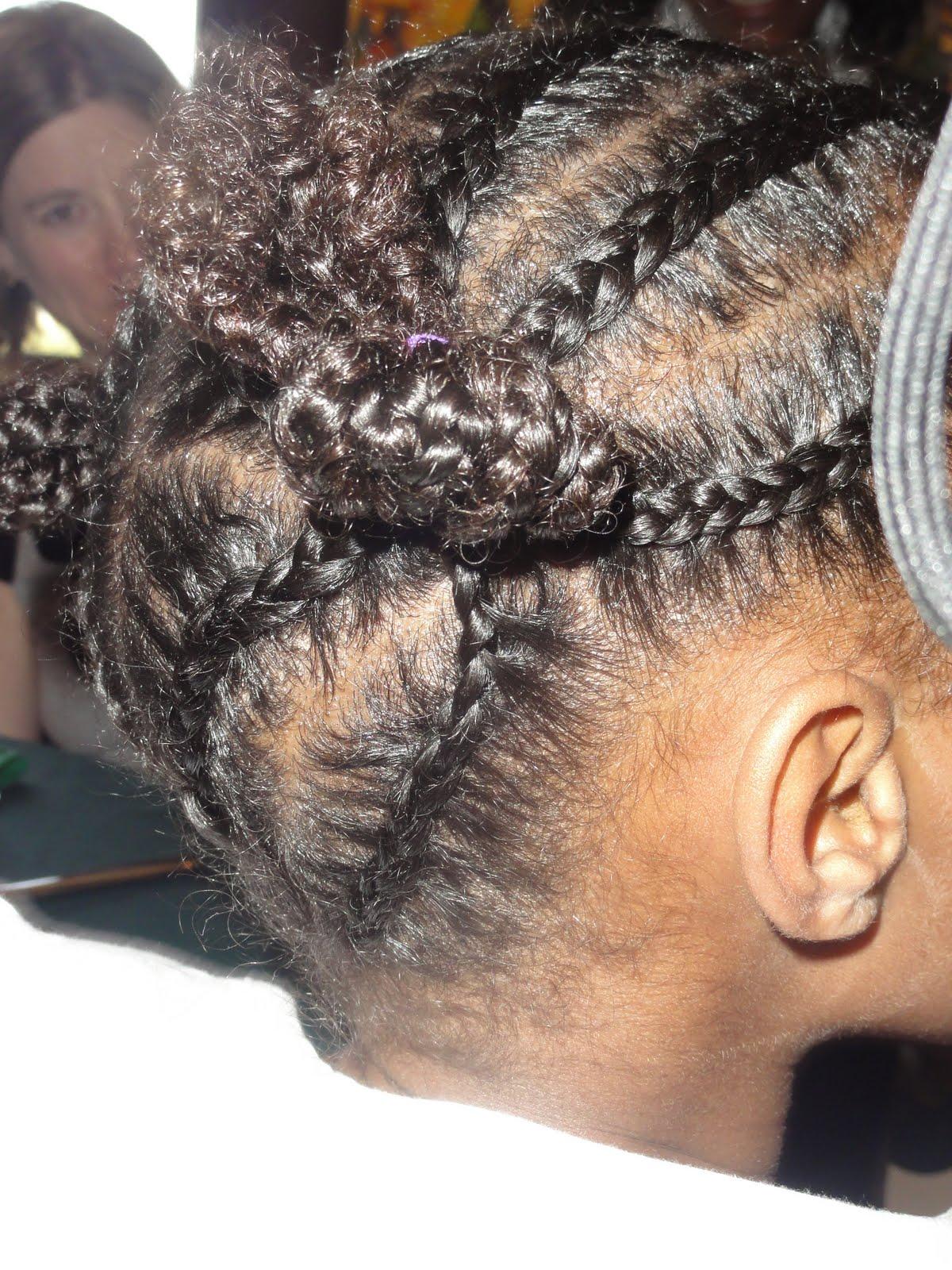 Ethiopian Girls Hair Style