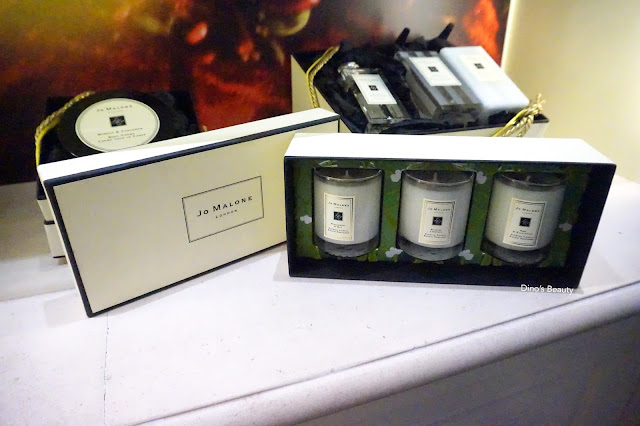 Dino's Beauty Diary - 'Tis The Season - A Classic Christmas With Jo Malone London