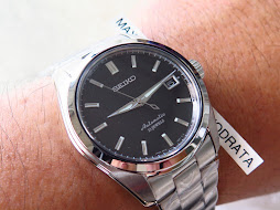 SEIKO SARB033 - BLACK DIAL - AUTOMATIC 6R15C - BRAND NEW WATCH