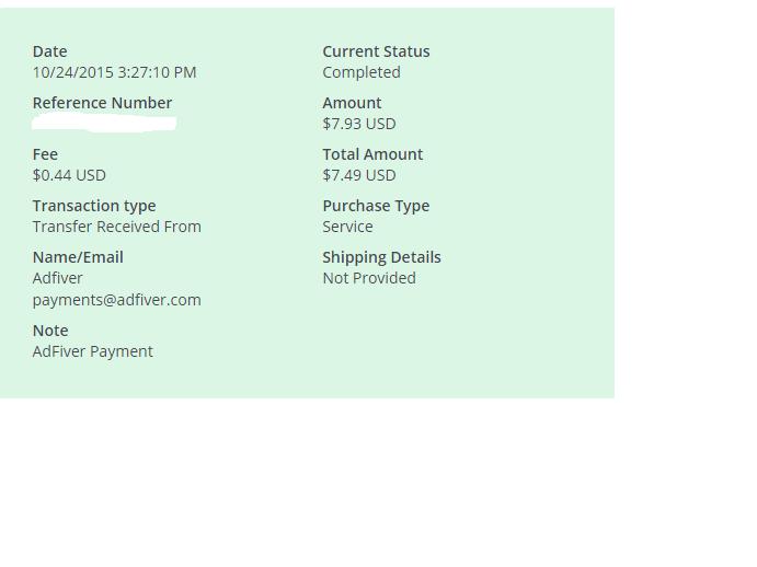 شرح موقع AdFiver و الربح من مشاهدة الاعلانات يدفع على BitCoin و Paypal