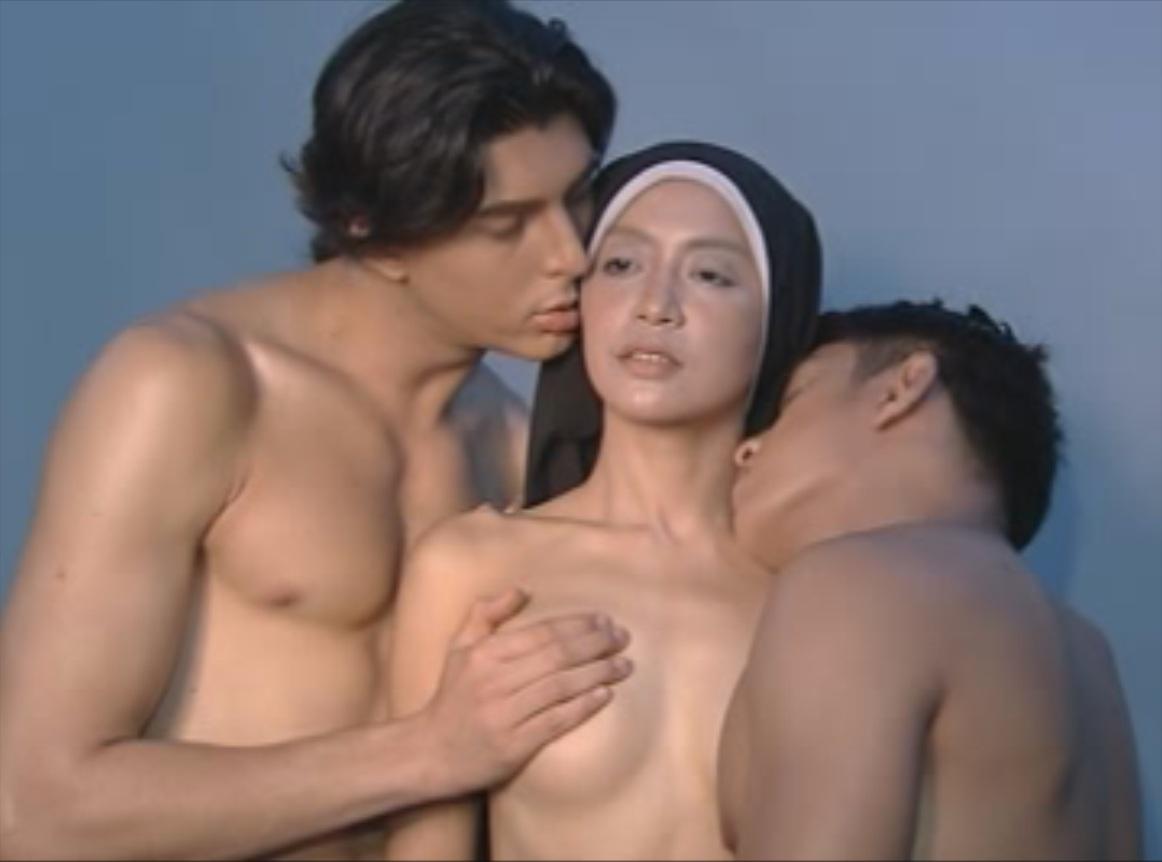 A porn movie with zoe saldana