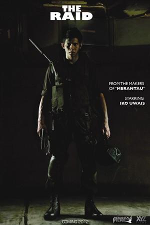 Gareth Evans Poster