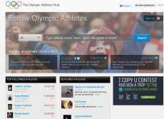 Los Juegos Olímpicos 2012 tienen su red social: The Olympic Athletes Hub