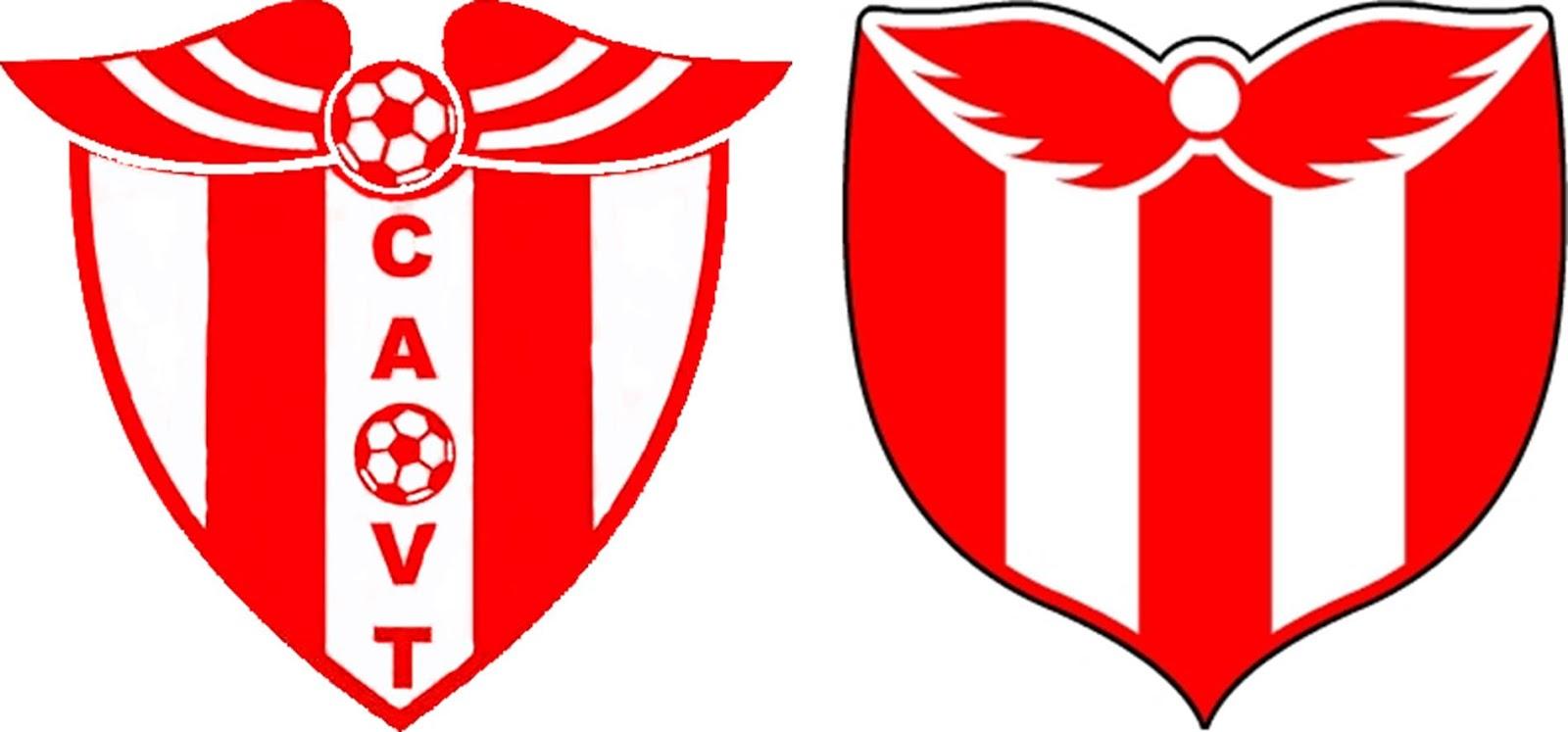 Absurdas similitudes en escudos de ftbol  La Pizarra Del DT