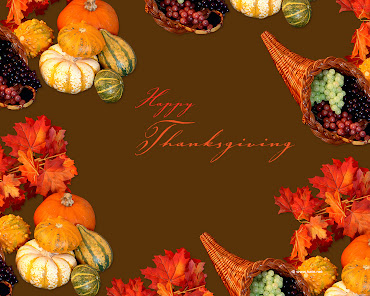 #2 Happy Thanksgiving Wallpaper