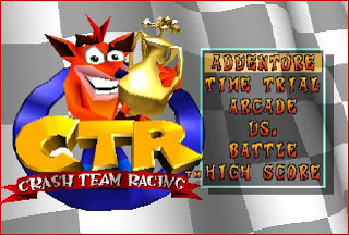 Kumpulan Cheats Crash Team Racing Ps 1