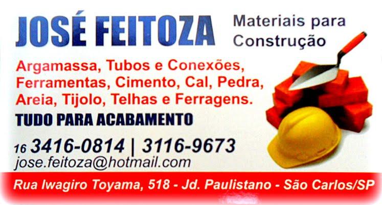 JOSÉ FEITOZA - MATERIAIS PARA CONSTRUÇÃO