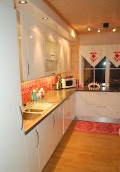 Mitt rosa kjøkken