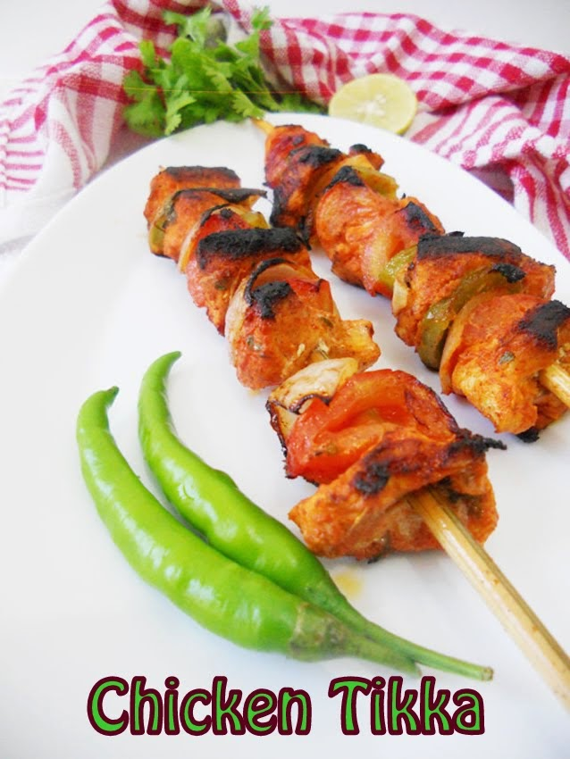 Quick skillet chicken tikka recipe cooking is easy forumfinder Image collections