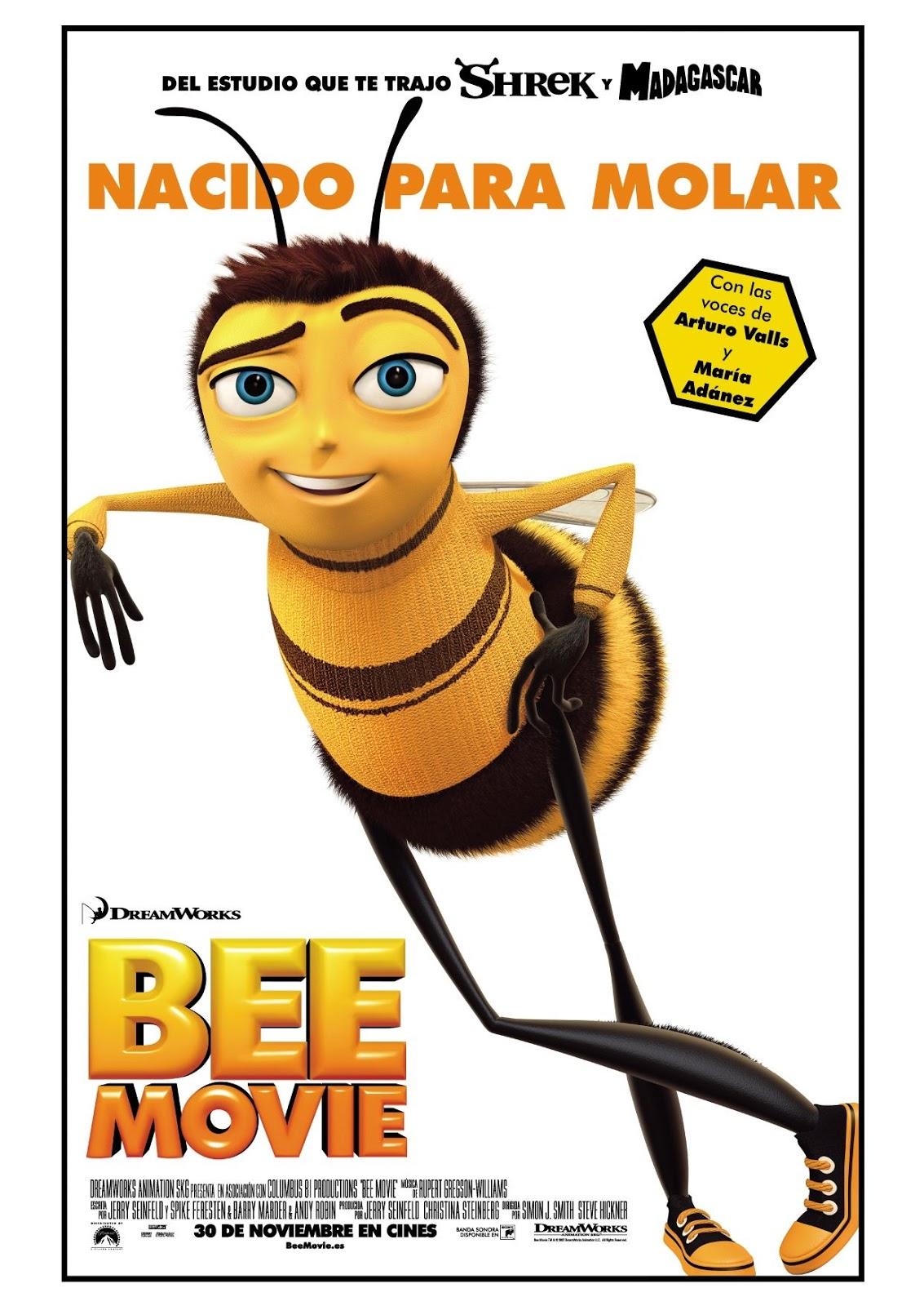 Bee Movie: La historia de abeja