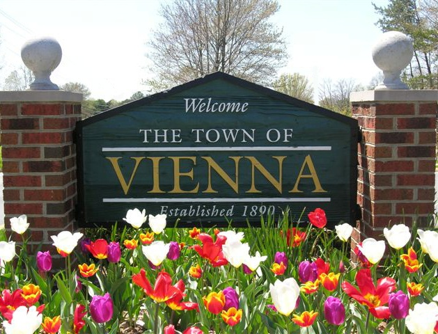 Welcome to Vienna, Virginia