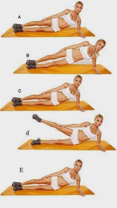 مرين لتخسيس وشد عضلات الأجناب والفخذين بصورة أساسية والبطن