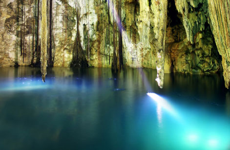 yucatan cave