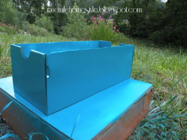 Shoebox Storage - After