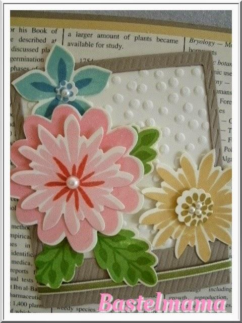 Framelits, Blütenzauber, Flower Patch, Auf Film