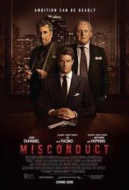 Nonton Misconduct (2016)