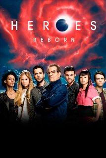 Heroes Reborn Season 1  | Eps 01-13 [Complete]