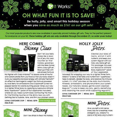 It Works Wraps with Jennifer Moreno