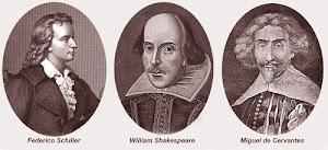 tres genios