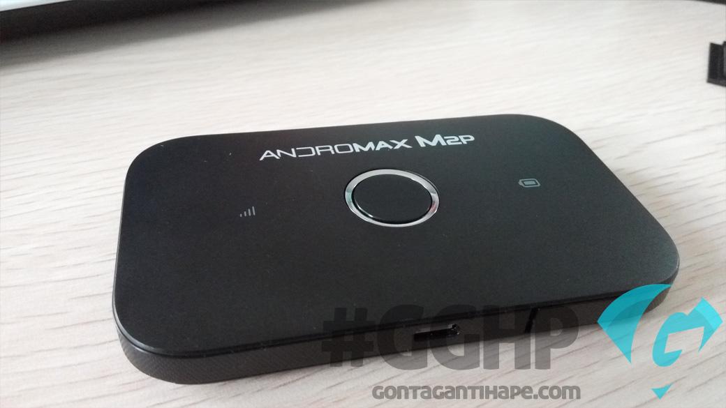Gonta Ganti Hape Review Modem Mifi Smartfren 4G Andromax M2P