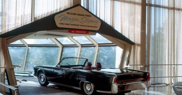1964 lincoln continental ford magic skyway. Black Bedroom Furniture Sets. Home Design Ideas