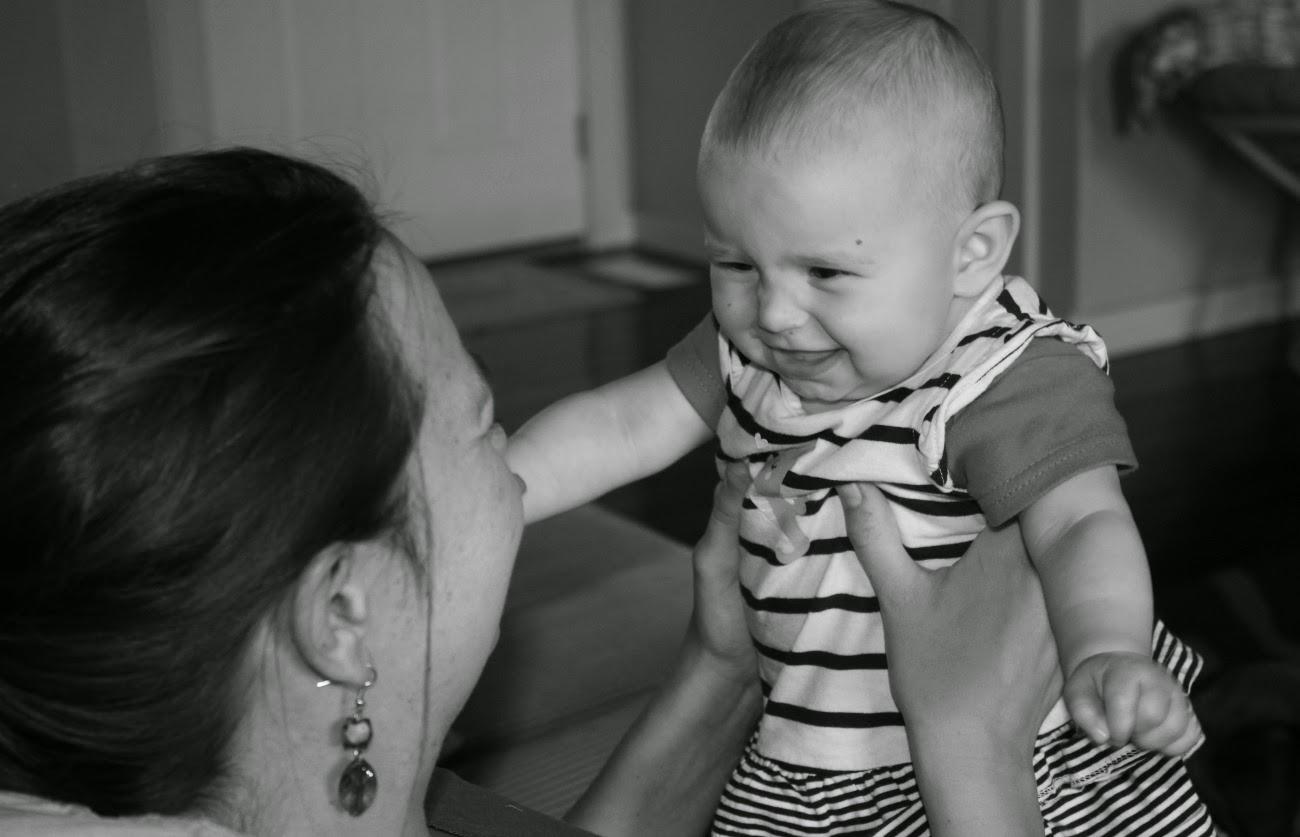 joy in motherhood