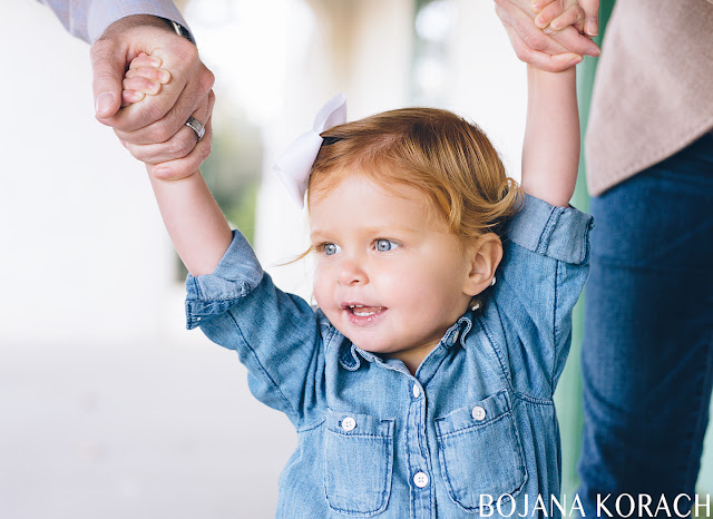 san francisco bay area two year old girl photographed by bojana korach photography