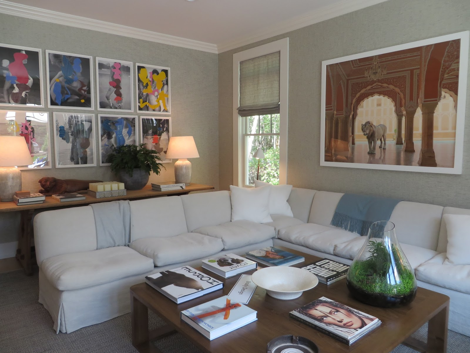 Carrie's Design Musings: Highlighting The Hamptons Show House on