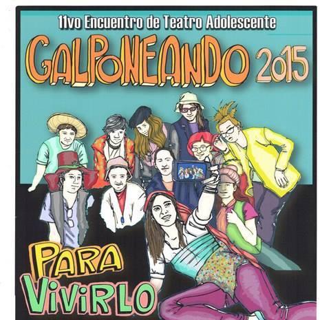 Galponeando 2015