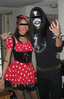 This year Halloween lands on a Monday so blaaah. Hereu0027s a pic from a two Octobers ago the last time I dressed up  sc 1 st  Jimu0027s Fear & Jimu0027s Fear: October 2011