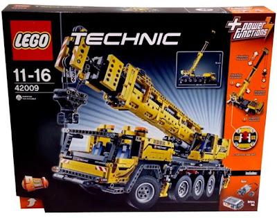 Lego Technic 42009 Image