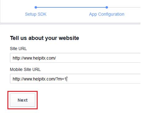Website-information-box