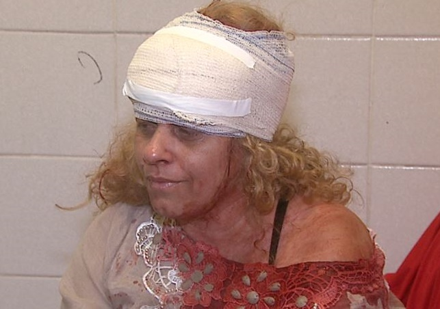 Pânico: Bandidos invadem churrascaria Dom Pedro e realizam arrastão