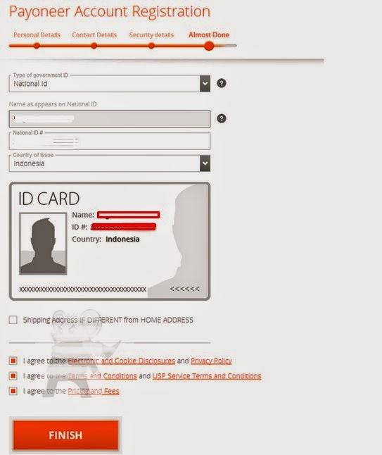 Cara Membuat Kartu Kredit MasterCard