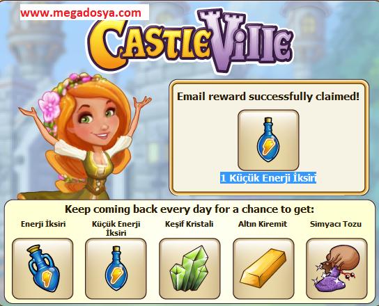Castleville Facebook Hileleri