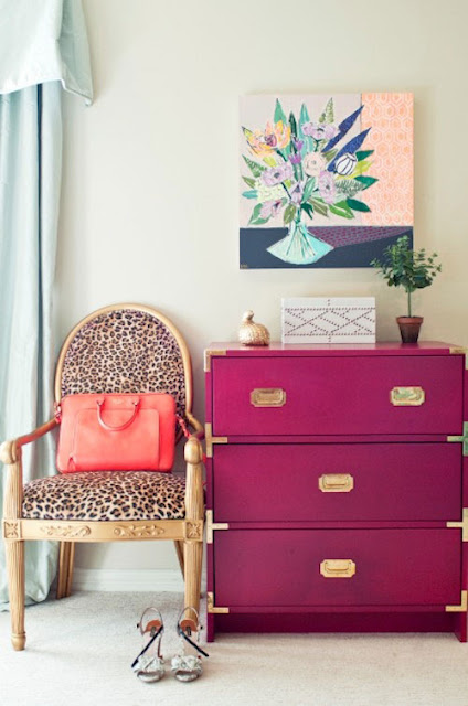 How to use leopard in your home