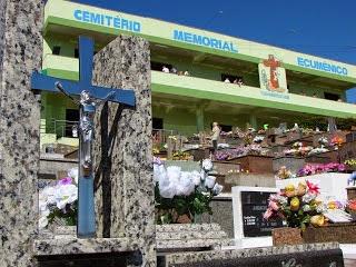Crematório e Cemitério São José de Blumenau.