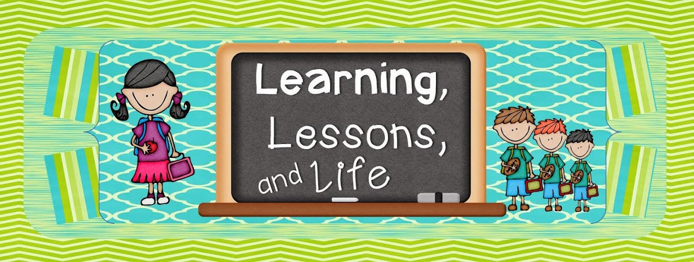Learning, Lessons, and Life