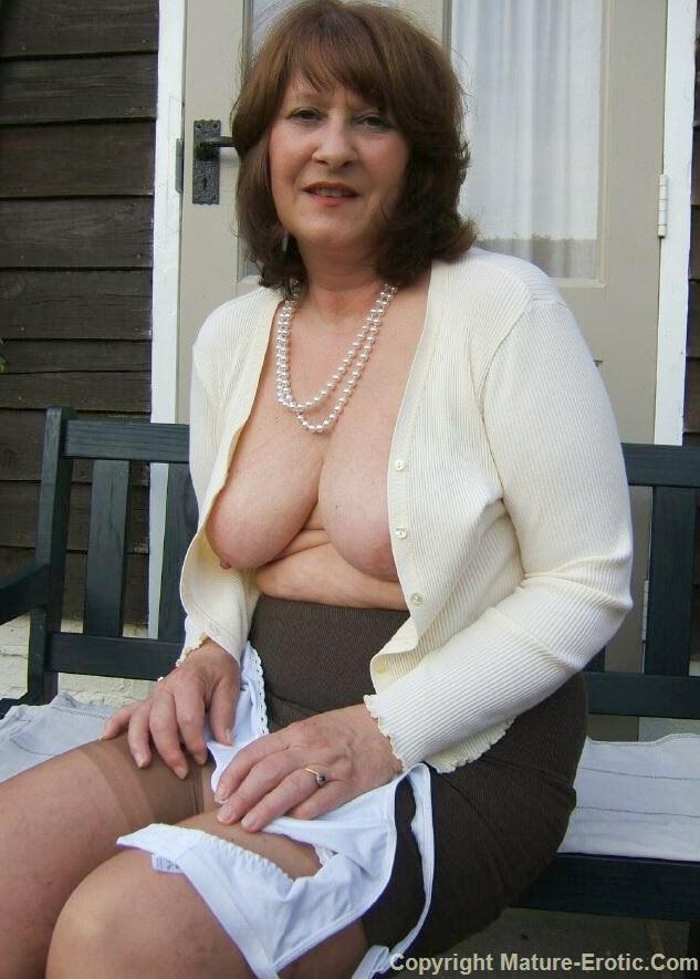 grannies bits tits