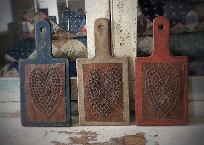 REPRODUCTION OF A 19TH C. EARLY GRATER