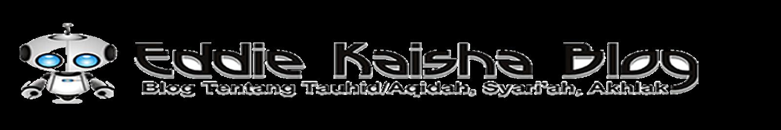 Eddie Kaisha Blog