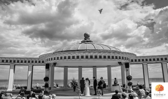 Vulcan Bomber Wedding - Photos © 2015 Mark Tierney