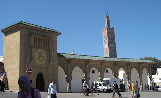 Mezquita Tánger Marruecos