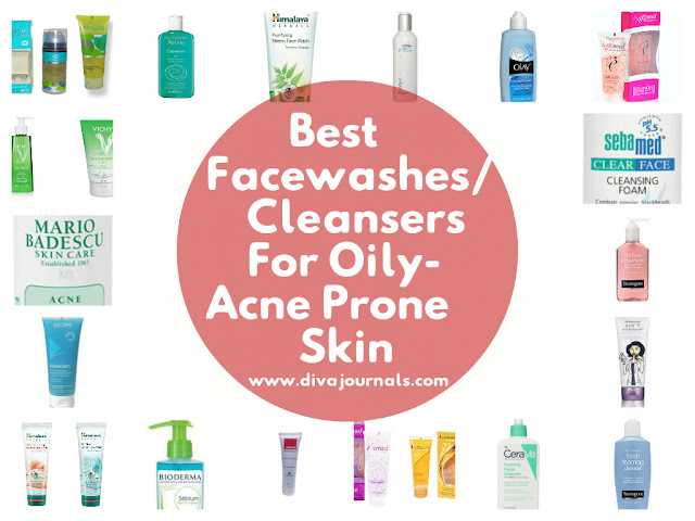 Best Facewashes For Oily/Acne Prone Skin