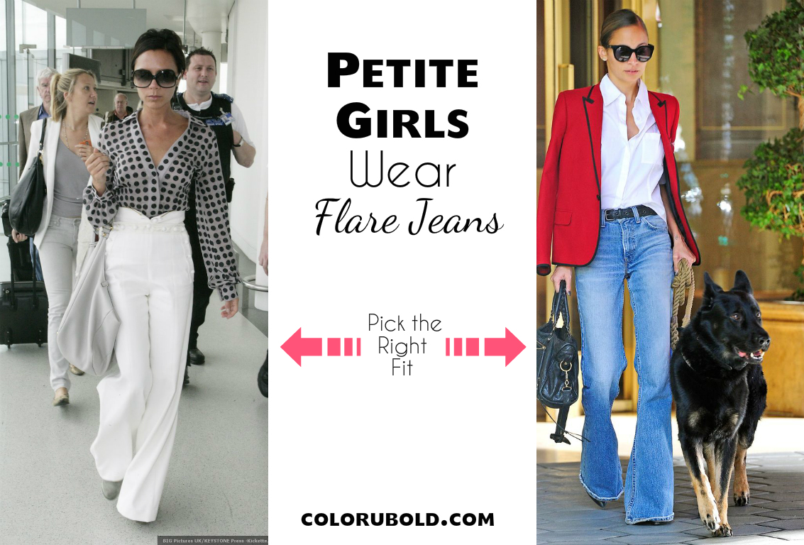 How to Dress like a Celebrity When You Are Petite! - Color U Bold