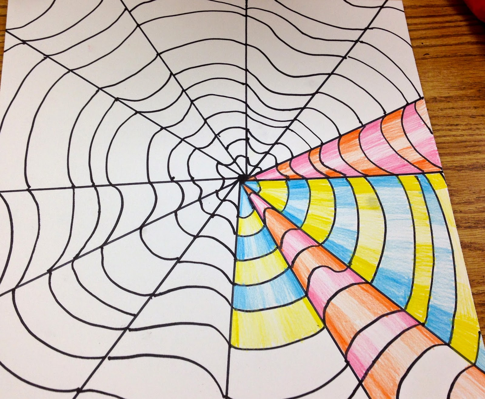 Op Art Lessons For Kids