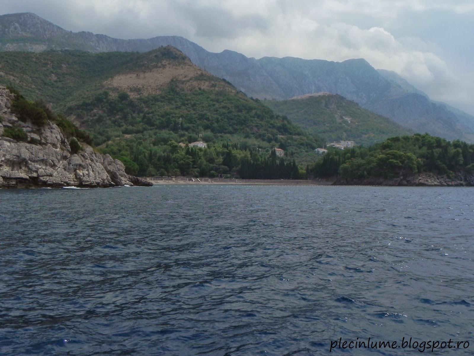 Muntenegru, intre mare si munte